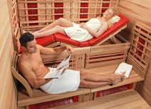 Unrivalled quality Saunas