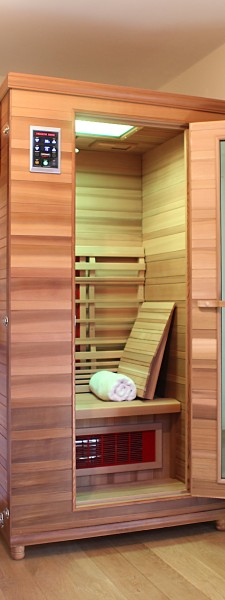 Saunas for sale: What to look out for...