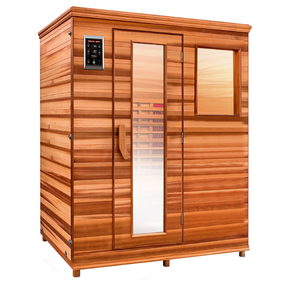 3 Person Sauna Cabin